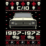 67-72 C10 Sweater - Christmas Long Sleeve Shirt