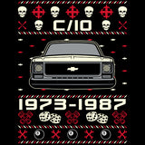 73-87 C10 Sweater - Christmas T-shirt