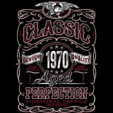 Classic 19XX Aged To Perfection - Choose The Date