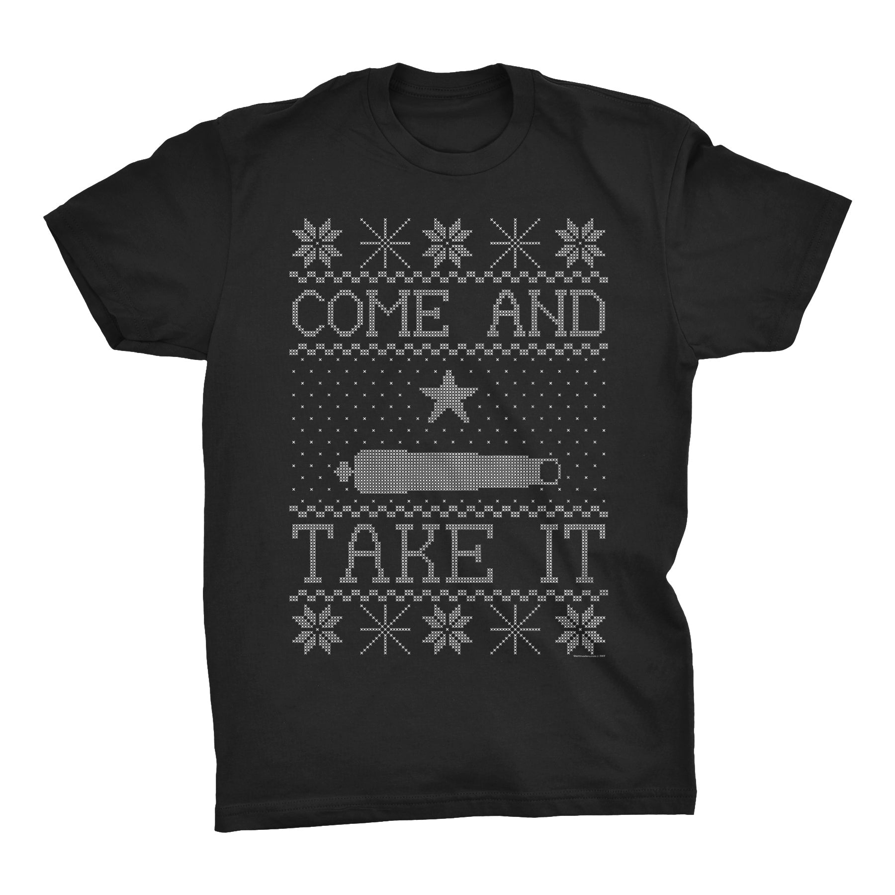 Come And Take It Sweater - Christmas T-shirt