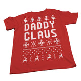 Daddy Clause - Christmas T-shirt