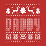 Daddy Sweater - Christmas T-shirt