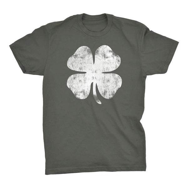 Distressed Clover Shamrock - 002