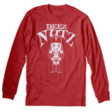 Deez Nutz - Christmas Long Sleeve Shirt