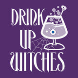 Drink Up Witches - Funny Halloween Costume T-shirt - 002