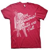 Merry Christmas Shitter Was Full - Cousin Eddie-T-Shirt