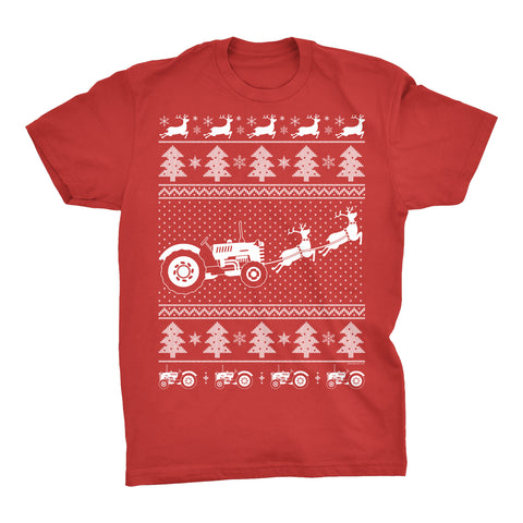 Farmer Sweater - Christmas T-shirt