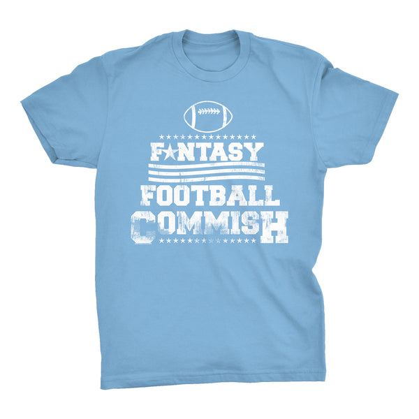 Fantasy Football Commish - ALL STAR -  Distressed Print