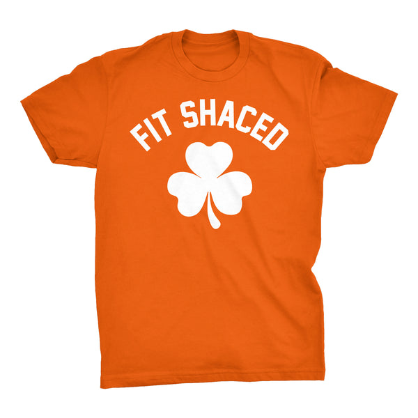 Fit Shaced - 001 Irish Drinking T-shirt