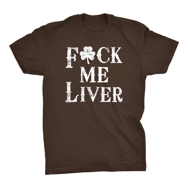 Fuck Me Liver - Distressed