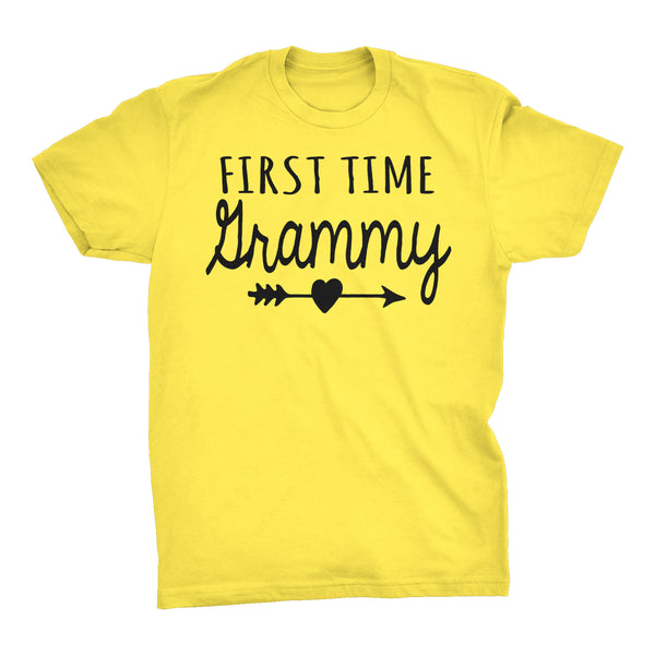 First Time GRAMMY - Mother's Day Grandmother Gift T-shirt