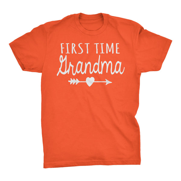 First Time GRANDMA - Mother's Day Grandmother Gift T-shirt