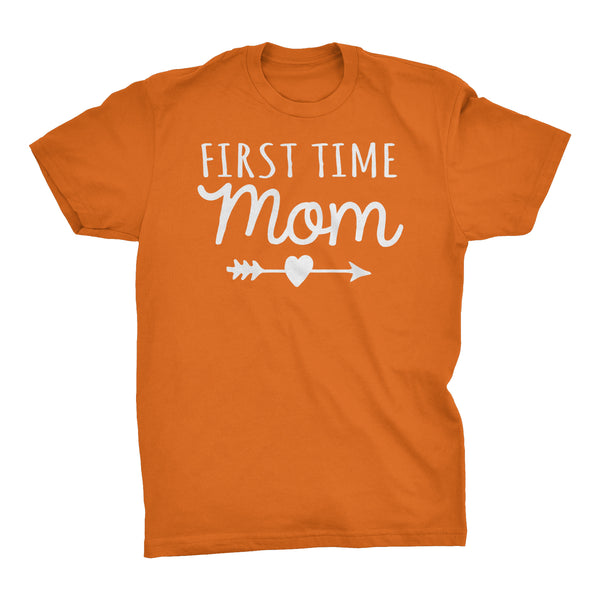 First Time MOM - Mother's Day Gift Mom Gift T-shirt