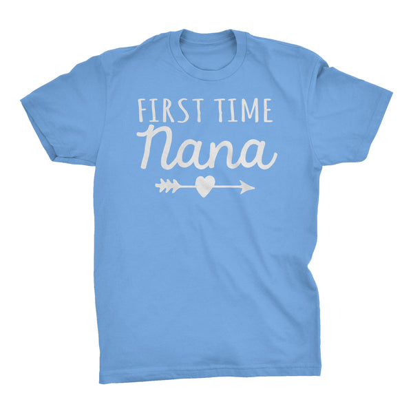 First Time NANA - Mother's Day Grandmother Gift T-shirt