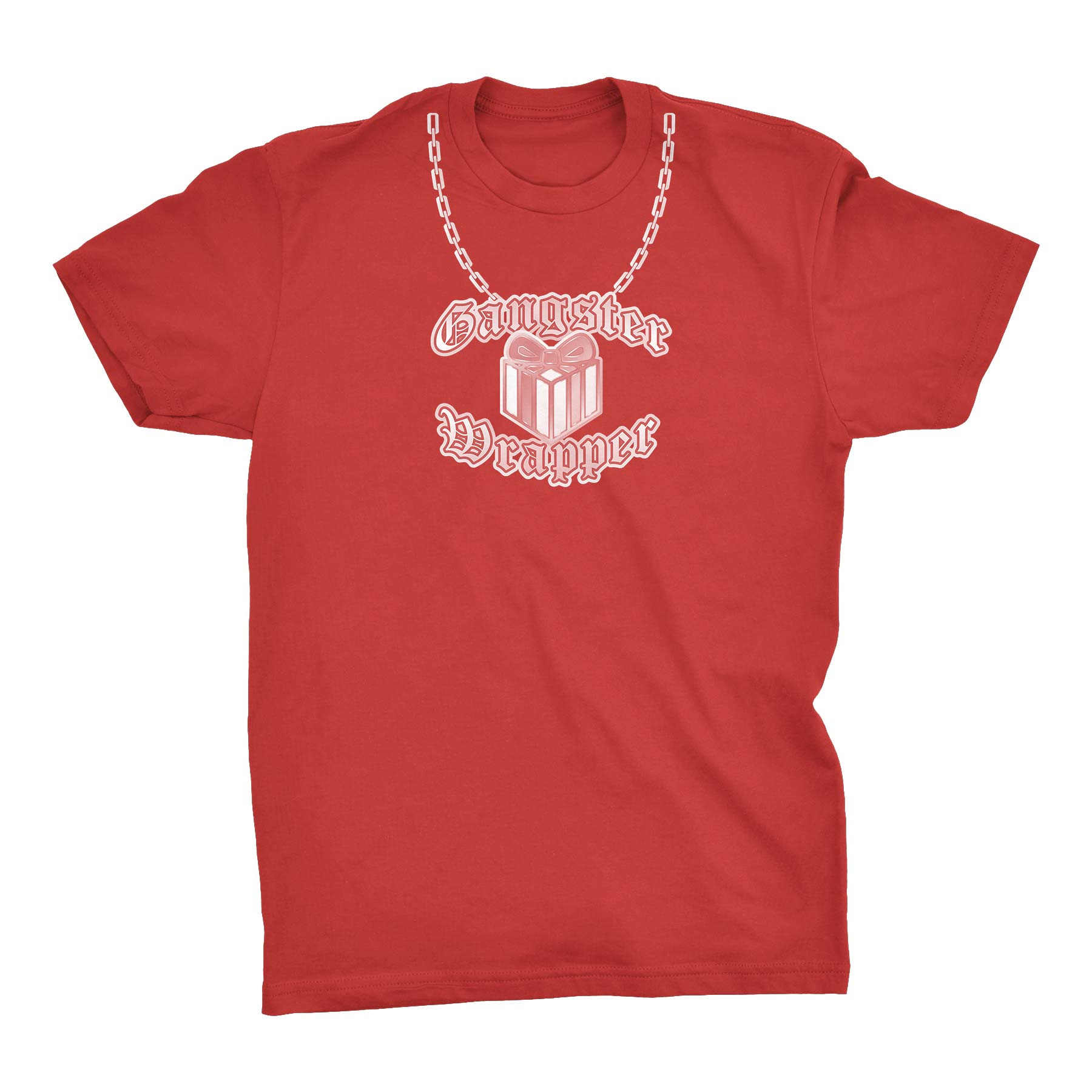 Gangster Wrapper - Christmas T-shirt