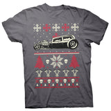 GearHead Car - Christmas T-shirt