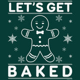 Get Baked - Christmas T-shirt