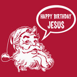 Happy Birthday Jesus 002 - Christmas T-shirt