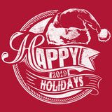 Happy Holidays 2019 - Christmas T-shirt