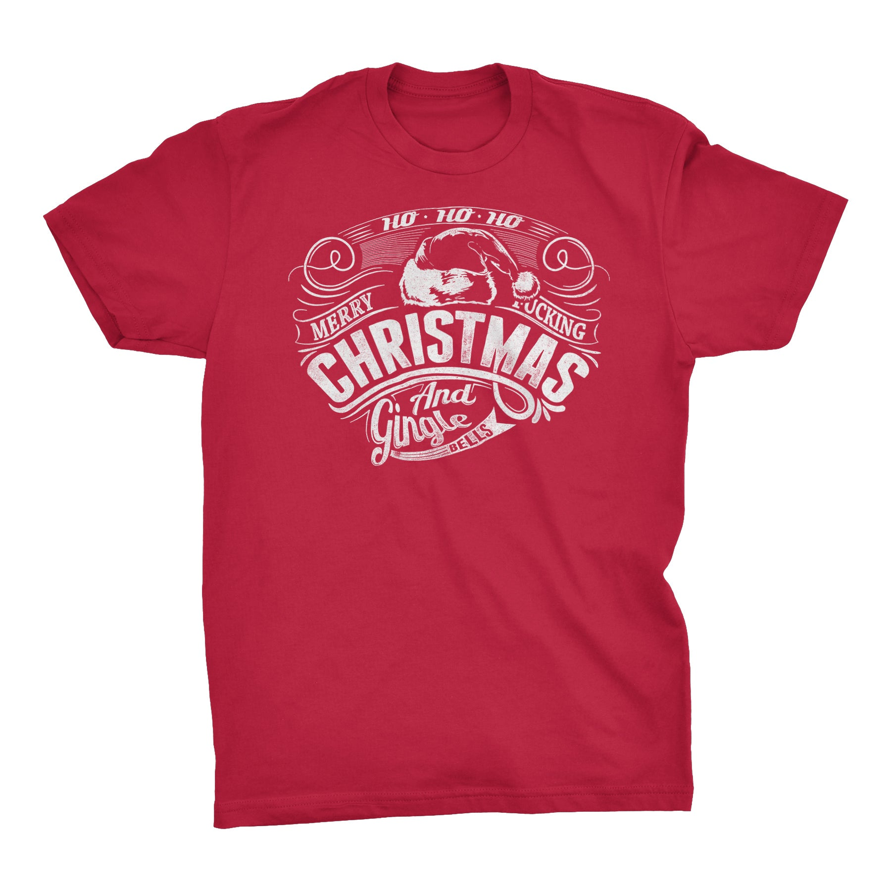 Ho Ho Ho MFC - Christmas T-shirt