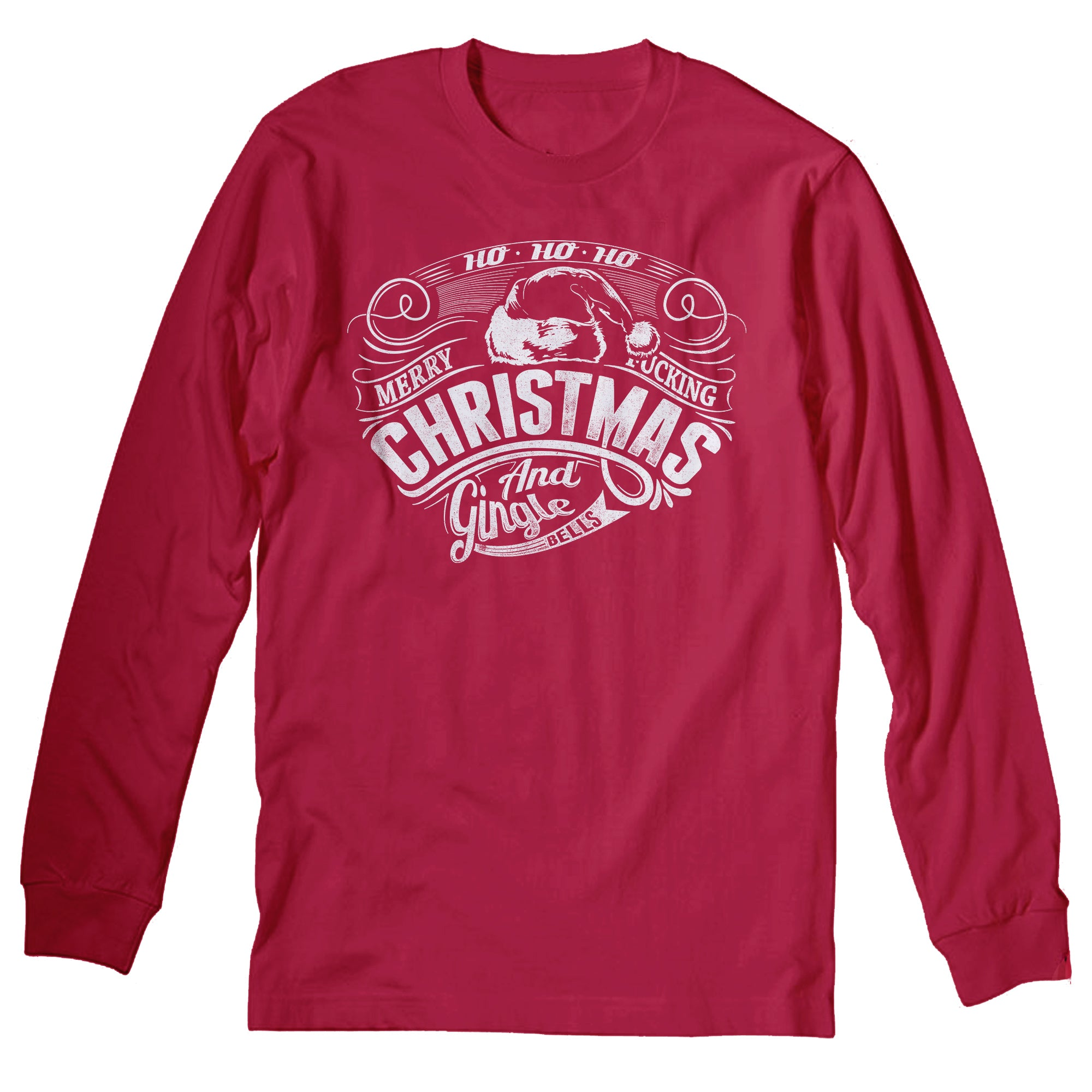 Ho Ho Ho MFC - Christmas Long Sleeve Shirt