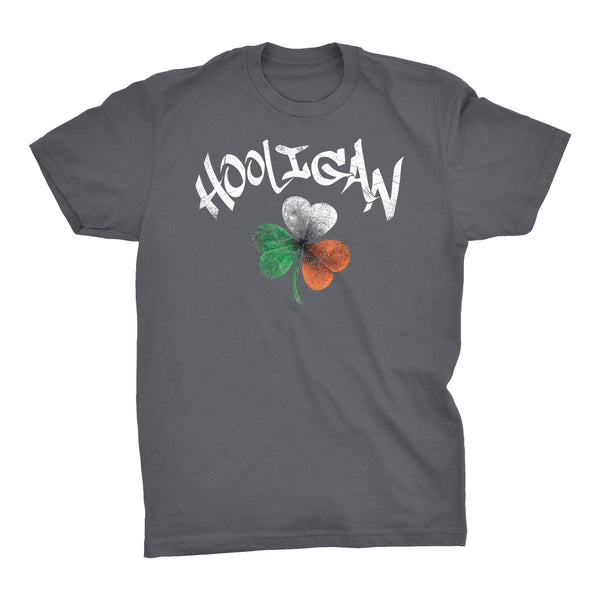 Hooligan IRISH Flag - T-shirt
