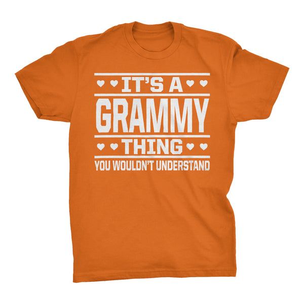 It's A GRAMMY Thing You Wouldn't Understand - 001 Grandmother T-shirt