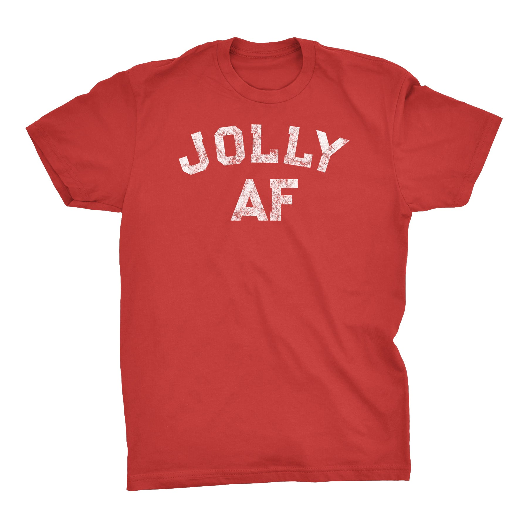 Jolly AF - Christmas T-shirt