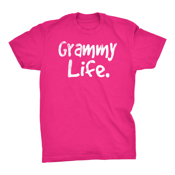 Grammy Life - Mother's Day Gift Grandmother T-shirt 001