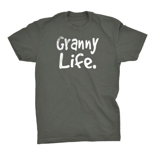 Granny Life - Mother's Day Gift Grandmother T-shirt 001