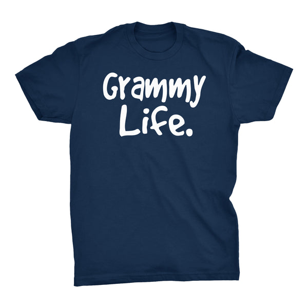 Grammy Life - Mother's Day Gift Grandmother T-shirt 002