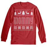 Mommy Sweater - Christmas Long Sleeve Shirt