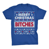 Merry Christmas Bitches 001 - Christmas T-shirt
