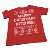 Merry Christmas Bitches 002 - Christmas T-shirt