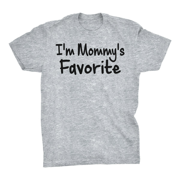 Im MOMMY'S Favorite - Mother's Day Mom T-shirt