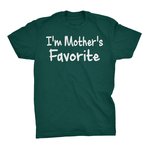 Im MOTHER'S Favorite - Mother's Day Mom T-shirt