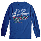 Naughty Elves - Christmas Long Sleeve Shirt