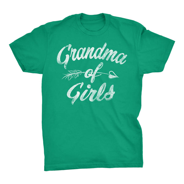 GRANDMA Of Girls - Mother's Day Granddaughter T-shirt