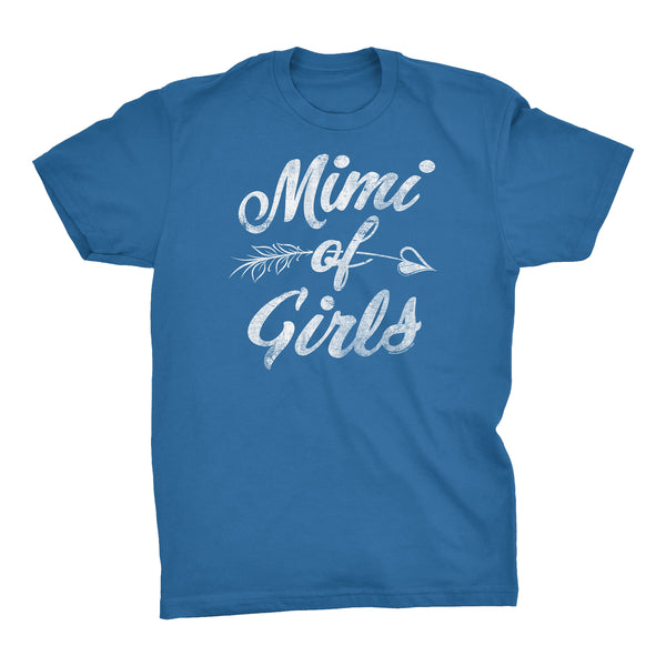 MIMI Of Girls - Mother's Day Granddaughter T-shirt