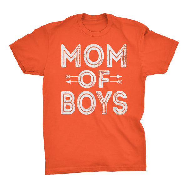 MOM Of Boys - Mother's Day Gift Mom Son T-shirt