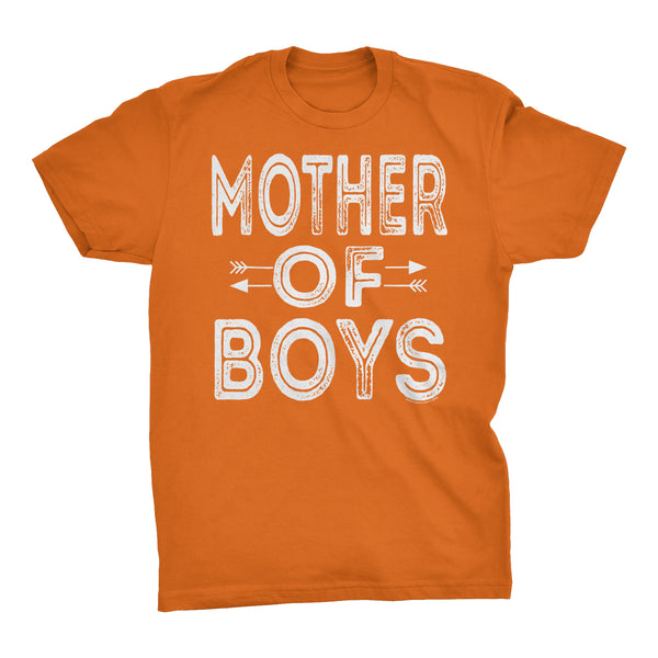 MOTHER Of Boys - Mother's Day Mom Son T-shirt
