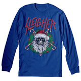 Sleigher - Christmas Long Sleeve Shirt