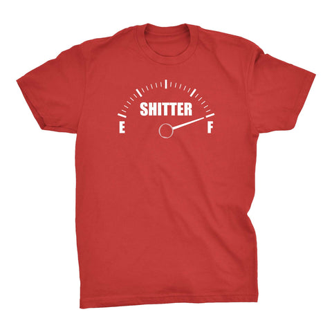 Shitter Gauge - Christmas T-shirt