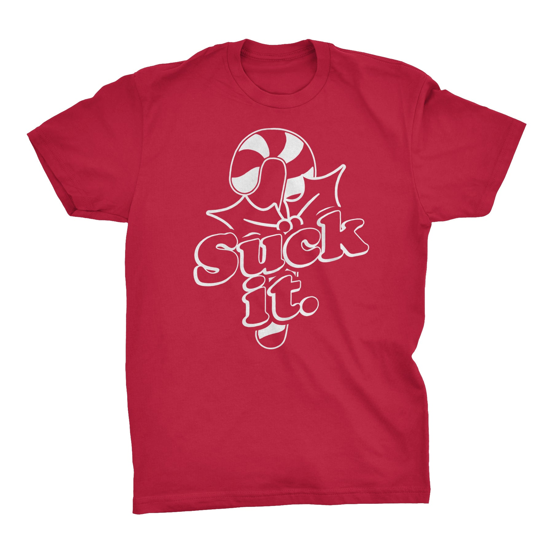 Suck It - Christmas T-shirt