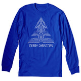 Techie Christmas - Christmas Long Sleeve Shirt