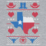 Texas Sweater - Christmas Long Sleeve Shirt