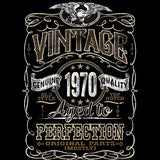 Vintage 19XX Aged To Perfection - Choose The Date