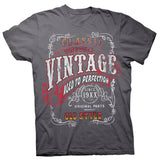 Vintage 19XX Aged To Perfection - Sturgis - Choose The Date