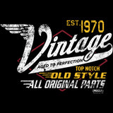 Vintage 19XX Aged To Perfection - Racing - Choose The Date