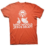 Who Would Jesus Draft - ORIGINAL - Fantasy Football W.W.J.D. T-Shirt